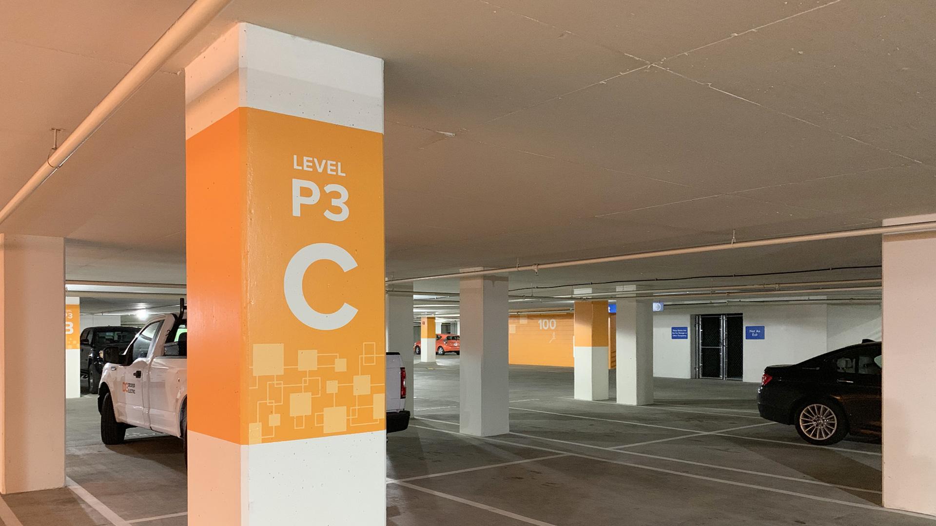 SCC_Parking_Level3_Bldg100_Column
