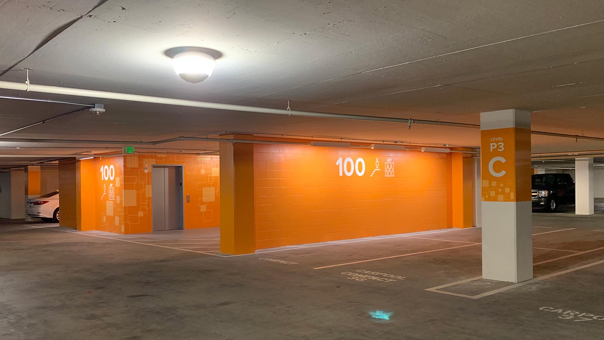 SCC_Parking_Level3_Bldg100_Lobby